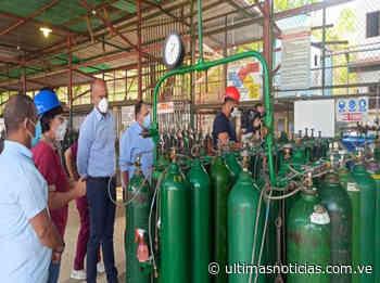 Revisaron la operatividad de Oxicentro en Santa Teresa del Tuy - Últimas Noticias