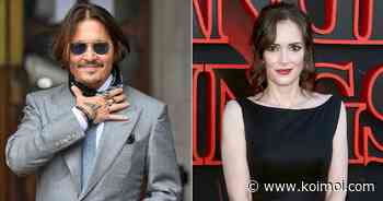 Johnny Depp's Alleged Poetry On Ex-Fiance Winona Ryder Has Been Cancelled For The NFT Charity Auction - Koimoi