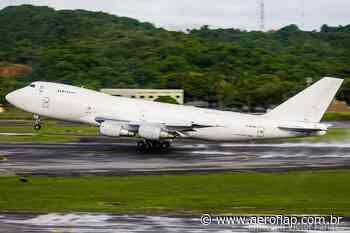 Recife recebe Boeing 747-200 e um 777 no mesmo dia - Aeroflap