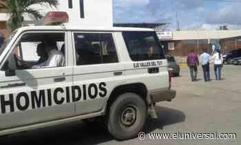 Autoridades investigan la muerte de un niño en Cúa - El Universal (Venezuela)