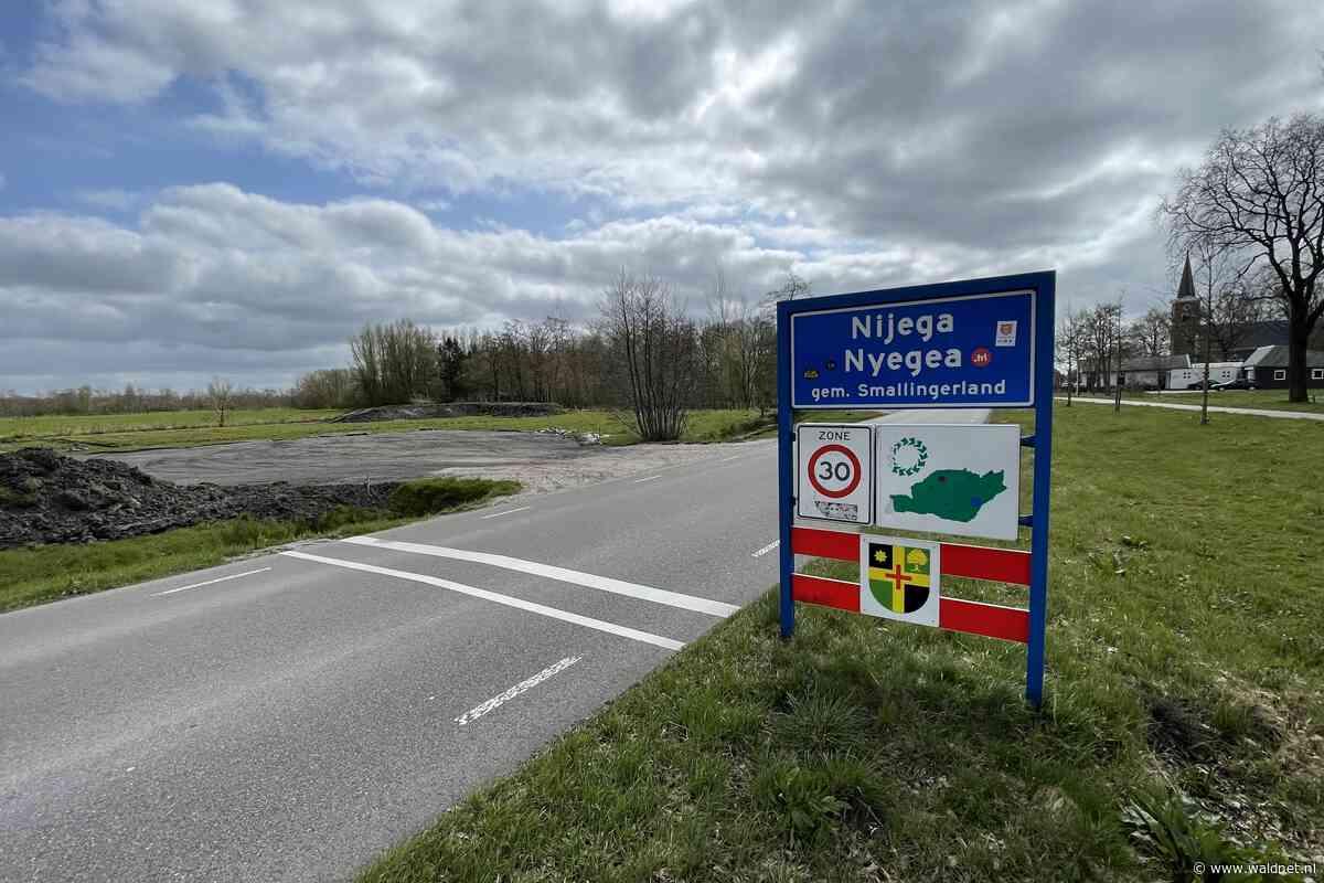 Nijega: Smallingerland blundert met nieuwbouw bedrijf Nijega - WâldNet
