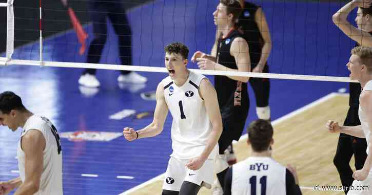 BYU men's volleyball one win away from national title