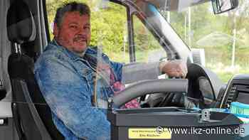 Team des Bürgerbusses Hemer stößt oft an zeitliche Grenzen - IKZ
