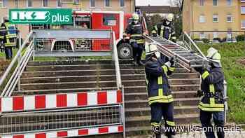 Übungsdienste der Feuerwehr Hemer in kleinen Gruppen - IKZ
