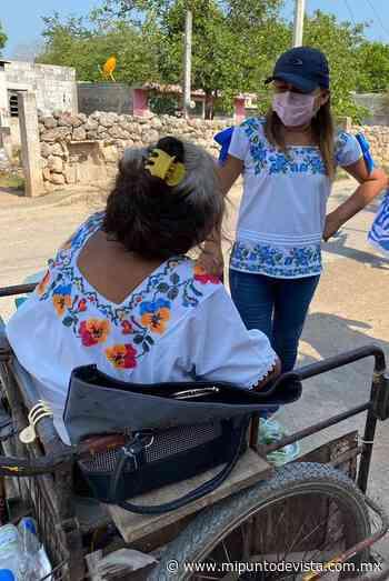 Hospital de Ticul traerá salud al sur de Yucatán aseguró Carmita González - www.mipuntodevista.com.mx