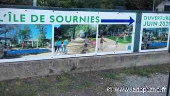 Limoux : l'île Sournies ouverte au public dès le mois de juin - ladepeche.fr