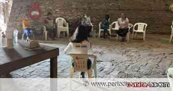 Recorres Ana Luisa del Muro comunidades y calles de Guadalupe - Periódico Mirador