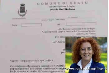 """Vaccini, la sindaca chiede un hub a Sestu: """"Ad oggi ancora nessuna risposta"""" - Casteddu Online"""