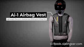 This motorcycle airbag vest stops working if you don't pay