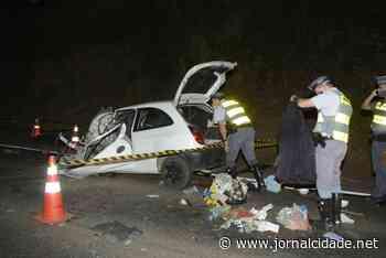 Acidente mata homem e criança de dois anos na Rodovia Piracicaba/ Charqueada - Grupo JC de Comunicação