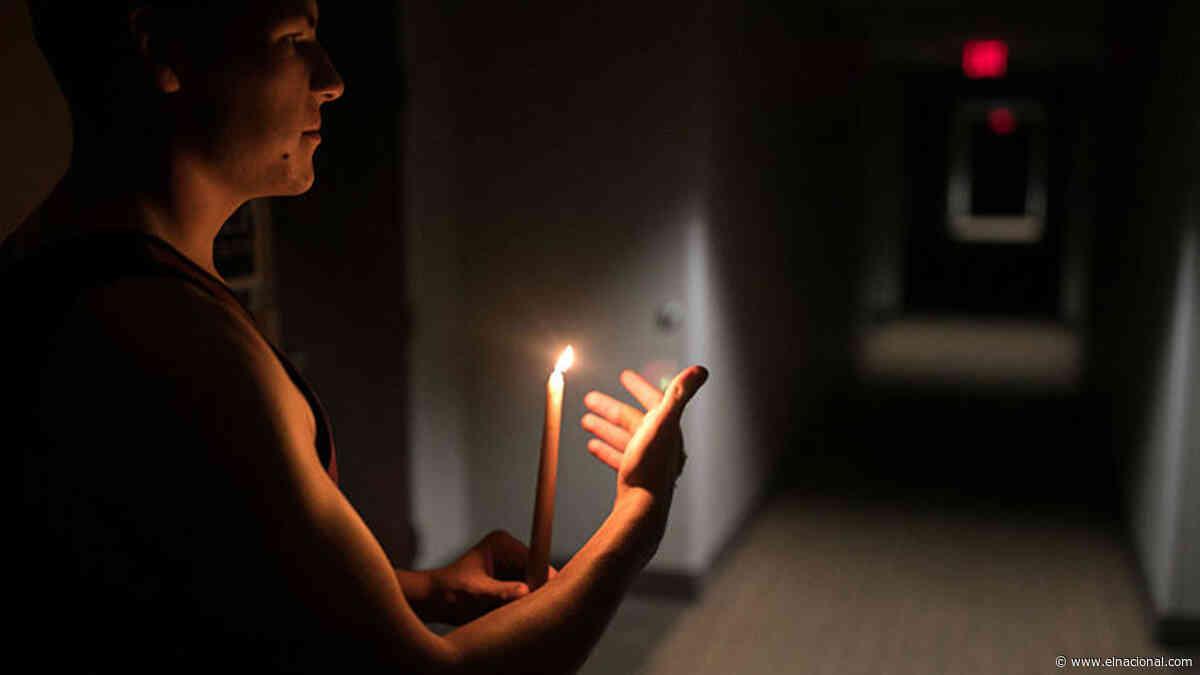 Zonas de Maracay tienen más de 15 horas sin luz - El Nacional