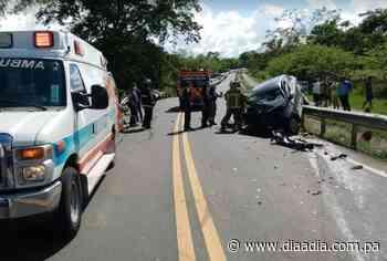Una víctima fatal deja accidente de tránsito en la vía Chitré - Pesé - Día a día
