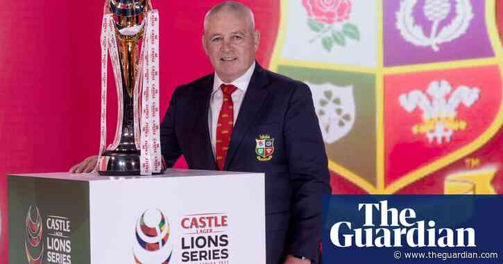 Warren Gatland primes his Lions squad to go on attack in South Africa   Robert Kitson