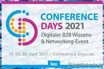 Conference Days 2021: Gelungene Erstveranstaltung - Sonstige Veranstaltungen   News   LOGISTIK HEUTE - Das deutsche Logistikmagazin - Logistik Heute