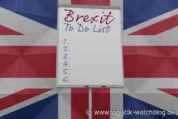Herausforderung Brexit: Checkliste für den Versand von und nach Großbritannien - Logistik Watchblog