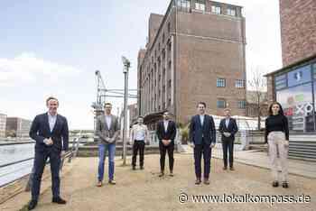 Wirtschaft vor Ort: Intensive Kooperation der GFW Duisburg mit Logistik-Inkubator des Hafens geplant - Lokalkompass.de