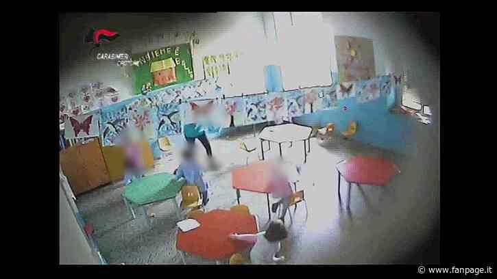 Bimbi maltrattati all'asilo, condannati a 2 anni due maestri a Solofra (Avellino) - Fanpage.it