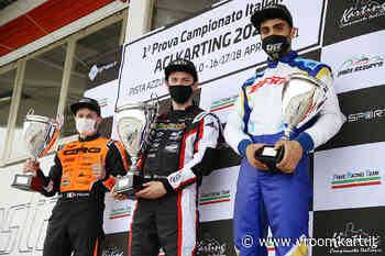 Il tricolore ACI Karting fa tappa ad Adria, con lo sguardo verso il Campionato Europeo KZ - Vroom Kart Italia