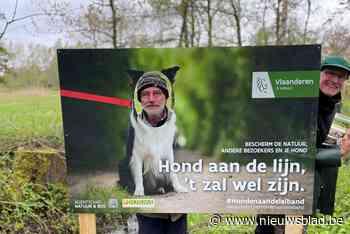 Vzw roept op om honden aan de leiband te houden in natuurgebied
