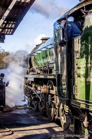 Full steam ahead as North Yorkshire Moors Railway prepares to reopen