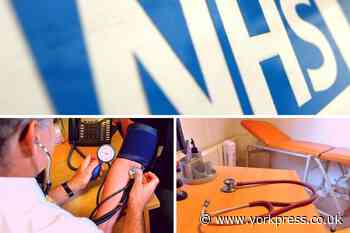 York sees spike in GP appointments and Covid-19 vaccine bookings