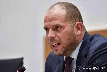 Francken verliest 20% van parlementaire vergoeding na tweet ... - Gazet van Antwerpen