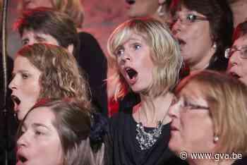 Gezocht: zangers voor divers Antwerps stadskoor (Antwerpen) - Gazet van Antwerpen