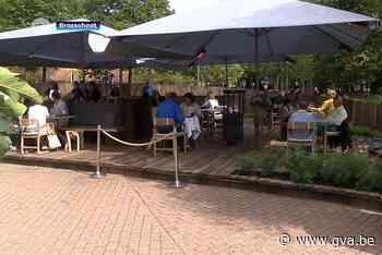 Politie extra waakzaam bij heropening terrassen (Antwerpen) - Gazet van Antwerpen