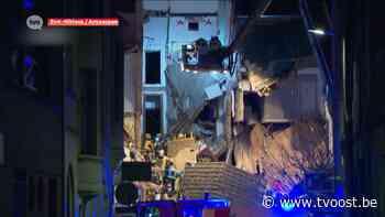 Sint-Niklazenaar staat terecht voor gasexplosie op Paardenmarkt in Antwerpen - TV Oost
