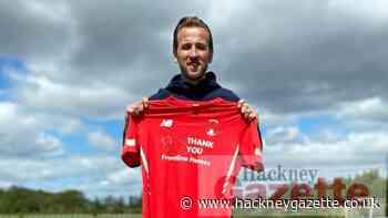 England captain Harry Kane renews his shirt sponsorship with Leyton Orient - Hackney Gazette