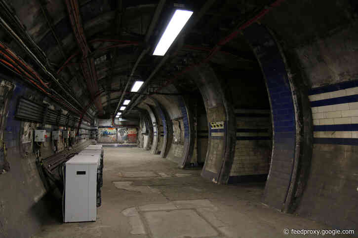More virtual disused tube station tours announced