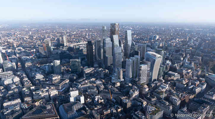 What the City of London will look like in the mid-2020s