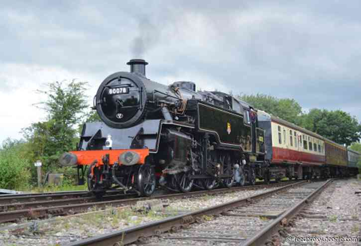 Tickets Alert: Fish and Chips on a steam train