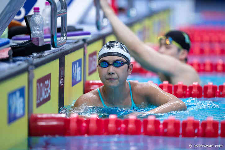 Wang Jianjiahe Drops 8:20.38 to Win 800 Free Final at Chinese Olympic Trials