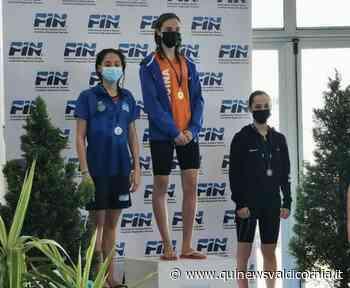 Nuoto, 3 podi al campionato giovanile toscano - Qui News Valdicornia