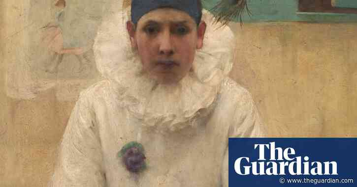 The Great British Art Tour: the tears of a clown
