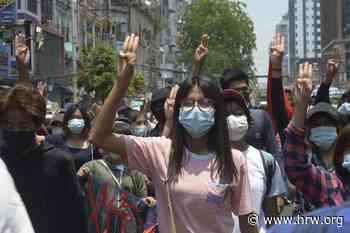 Myanmar: Junta Bans Satellite Television - Human Rights Watch