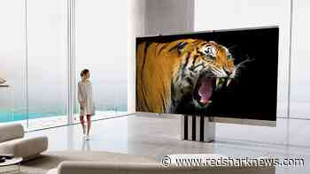How about a $400,000 folding television set? - RedShark News