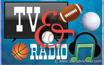 Television and radio – May 6, 2021 - Honolulu Star-Advertiser