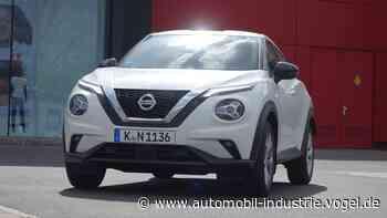Nissan Juke: Schick aber ohne Wumms