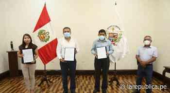 La Libertad: Virú tendrá una segunda planta de oxígeno medicinal - LaRepública.pe