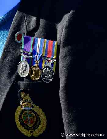 Whitby has largest source of war medals after Essex