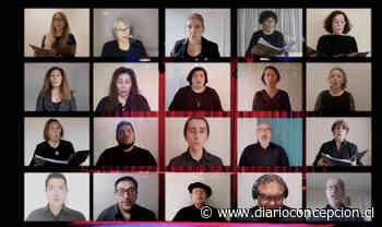 """Coro UdeC interpreta """"Chiquilín de Bachín"""" en formato virtual - Diario Concepción"""