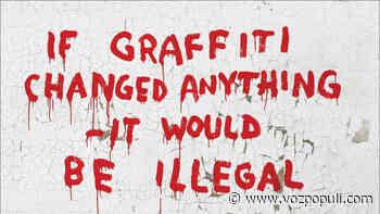 La pintada callejera que explica nuestra crisis de civilización - Vozpópuli