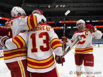 Flames talk of 'playing with pride' as playoff miss looms - Calgary Sun