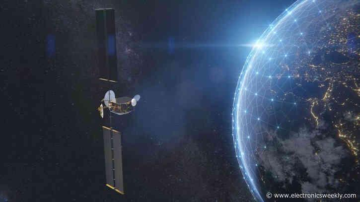Northrop Grumman solar arrays power OneSat satcoms