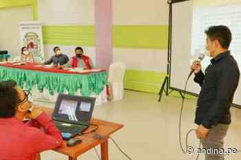 Piura: municipio de Morropón financia planes de negocio de jóvenes emprendedores - Agencia Andina