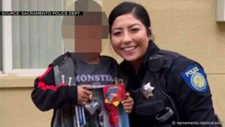 DA's Office To Review Past Cases Related To Sacramento Police Officer Alexa Palubicki After Arrest For Alleged False Reports