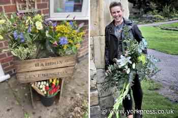 York florist launches two new ventures in lockdown