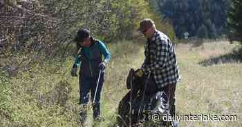 Trout Unlimited's Flathead Valley chapter cleans up access sites - Daily Inter Lake